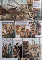 Extrait 2 de l'album Les Grands Personnages de l'Histoire en BD - 21. Marco Polo - Tome 1 (1254 - 1324)
