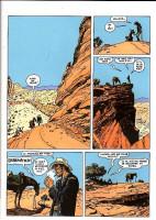Extrait 1 de l'album Une Aventure du Lieutenant Blueberry - 1. Amertume Apache