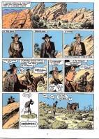 Extrait 2 de l'album Une Aventure du Lieutenant Blueberry - 1. Amertume Apache