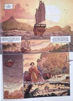 Extrait 1 de l'album Les Grands Personnages de l'Histoire en BD - 22. Marco Polo - Tome 2