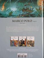 Extrait 3 de l'album Les Grands Personnages de l'Histoire en BD - 22. Marco Polo - Tome 2