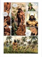 Extrait 2 de l'album Gilgamesh (Glénat) - 1. Les Frères ennemis