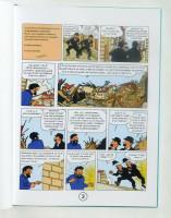 Extrait 1 de l'album Tintin (Pastiches, parodies et pirates) - HS. Voyage vers Mars