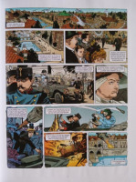 Extrait 1 de l'album Les Grands Personnages de l'Histoire en BD - 23. Jean Jaurès