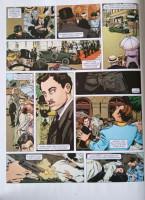 Extrait 2 de l'album Les Grands Personnages de l'Histoire en BD - 23. Jean Jaurès