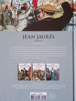 Extrait 3 de l'album Les Grands Personnages de l'Histoire en BD - 23. Jean Jaurès