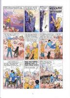 Extrait 2 de l'album Lefranc - La Collection (Hachette) - 5. Les portes de l'enfer
