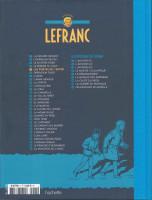 Extrait 3 de l'album Lefranc - La Collection (Hachette) - 5. Les portes de l'enfer