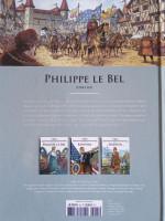 Extrait 3 de l'album Les Grands Personnages de l'Histoire en BD - 25. Philippe Le Bel