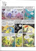 Extrait 1 de l'album Les Nouvelles Aventures Apeupréhistoriques de Nabuchodinosaure - 1. Tome 1