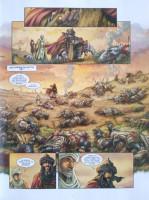 Extrait 1 de l'album Les Grands Personnages de l'Histoire en BD - 24. Saladin