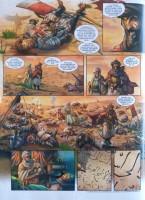 Extrait 2 de l'album Les Grands Personnages de l'Histoire en BD - 24. Saladin
