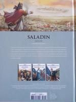 Extrait 3 de l'album Les Grands Personnages de l'Histoire en BD - 24. Saladin