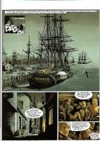 Extrait 1 de l'album USS Constitution - 1. La justice à terre est souvent pire qu'en mer