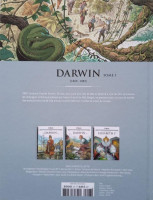 Extrait 3 de l'album Les Grands Personnages de l'Histoire en BD - 27. Darwin - Tome 1