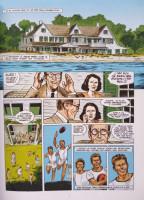 Extrait 1 de l'album Les Grands Personnages de l'Histoire en BD - 26. Kennedy