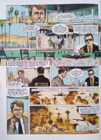 Extrait 2 de l'album Les Grands Personnages de l'Histoire en BD - 26. Kennedy