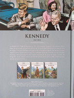 Extrait 3 de l'album Les Grands Personnages de l'Histoire en BD - 26. Kennedy