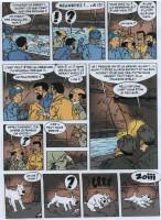 Extrait 2 de l'album Tintin (Pastiches, parodies et pirates) - HS. Tintin et les égoutiers
