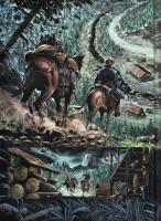 Extrait 2 de l'album West Legends - 2. Billy the Kid - the Lincoln county war