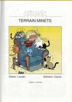 Extrait 1 de l'album Cédric - 12. Terrain minets