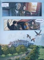 Extrait 1 de l'album Les Grands Personnages de l'Histoire en BD - 28. Darwin - Tome 2