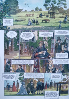 Extrait 2 de l'album Les Grands Personnages de l'Histoire en BD - 28. Darwin - Tome 2