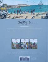 Extrait 3 de l'album Les Grands Personnages de l'Histoire en BD - 28. Darwin - Tome 2