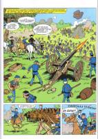 Extrait 1 de l'album Les Tuniques bleues (Hachette) - 6. La Prison de Robertsonville