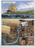Extrait 2 de l'album Les Grandes Batailles navales - 14. Actium