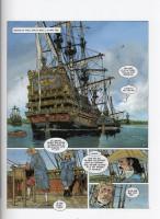 Extrait 1 de l'album Les Grandes Batailles navales - 13. La Hougue