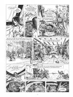 Extrait 2 de l'album Conan le Cimmérien - 9. Les mangeurs d'hommes de Zamboula