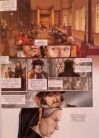 Extrait 1 de l'album Les Grands Personnages de l'Histoire en BD - 29. Elisabeth 1re