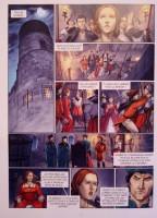 Extrait 2 de l'album Les Grands Personnages de l'Histoire en BD - 29. Elisabeth 1re