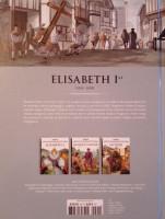 Extrait 3 de l'album Les Grands Personnages de l'Histoire en BD - 29. Elisabeth 1re