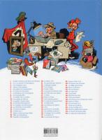 Extrait 3 de l'album Spirou et Fantasio - 12. Le nid des Marsupilamis