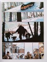 Extrait 1 de l'album Les Grands Personnages de l'Histoire en BD - 30. Jacques Cartier