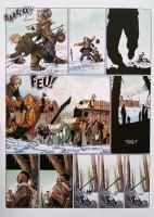 Extrait 2 de l'album Les Grands Personnages de l'Histoire en BD - 30. Jacques Cartier