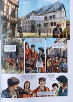 Extrait 1 de l'album Les Grands Personnages de l'Histoire en BD - 31. Luther