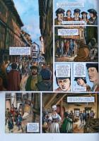 Extrait 2 de l'album Les Grands Personnages de l'Histoire en BD - 31. Luther
