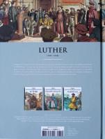 Extrait 3 de l'album Les Grands Personnages de l'Histoire en BD - 31. Luther