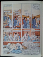 Extrait 2 de l'album Les chefs-d'œuvre de la bande dessinée érotique - 4. Grands Maitres