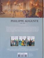 Extrait 3 de l'album Les Grands Personnages de l'Histoire en BD - 32. Philippe Auguste