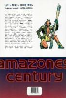 Extrait 3 de l'album Amazones Century - INT. Terre de salut