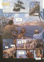 Extrait 2 de l'album Les Grands Personnages de l'Histoire en BD - 33. Magellan