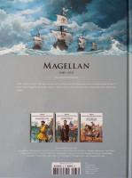 Extrait 3 de l'album Les Grands Personnages de l'Histoire en BD - 33. Magellan