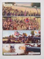 Extrait 1 de l'album Les Grands Personnages de l'Histoire en BD - 34. Lincoln
