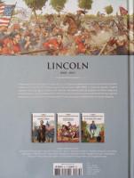 Extrait 3 de l'album Les Grands Personnages de l'Histoire en BD - 34. Lincoln
