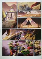 Extrait 2 de l'album Les Grands Personnages de l'Histoire en BD - 35. Soliman Le Magnifique