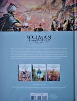 Extrait 3 de l'album Les Grands Personnages de l'Histoire en BD - 35. Soliman Le Magnifique